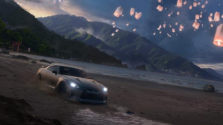 Слух: В сети появились фото карты Forza Horizon 5