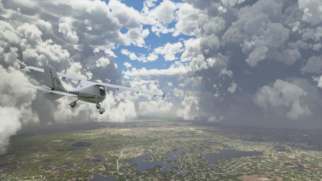 Директор игры Microsoft Flight Simulator рассказал о версиях для Xbox Series X | S
