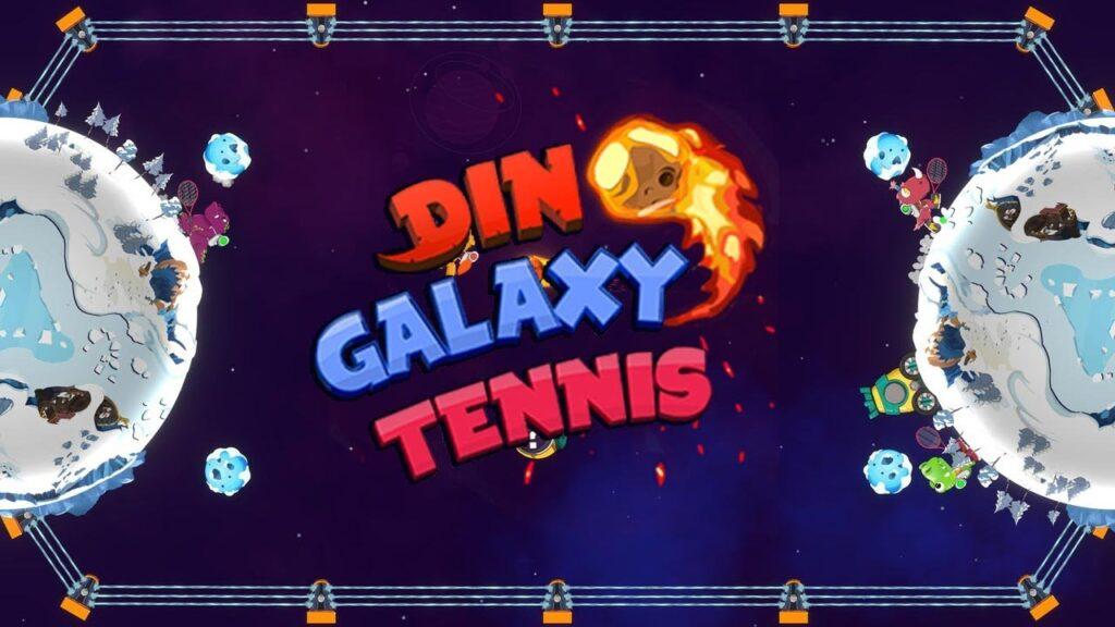 Dino Galaxy Tennis выйдет на Xbox One и Xbox Series X | S