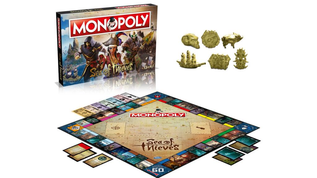 Rare выпустила эксклюзивную версию игры «Монополия» по Sea of Thieves