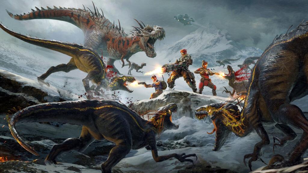 Second Extinction будет доступен в Xbox Game Preview