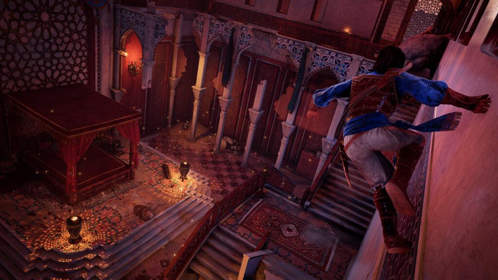 Дата выхода Prince of Persia: The Sands of Time Remake вновь перенесена