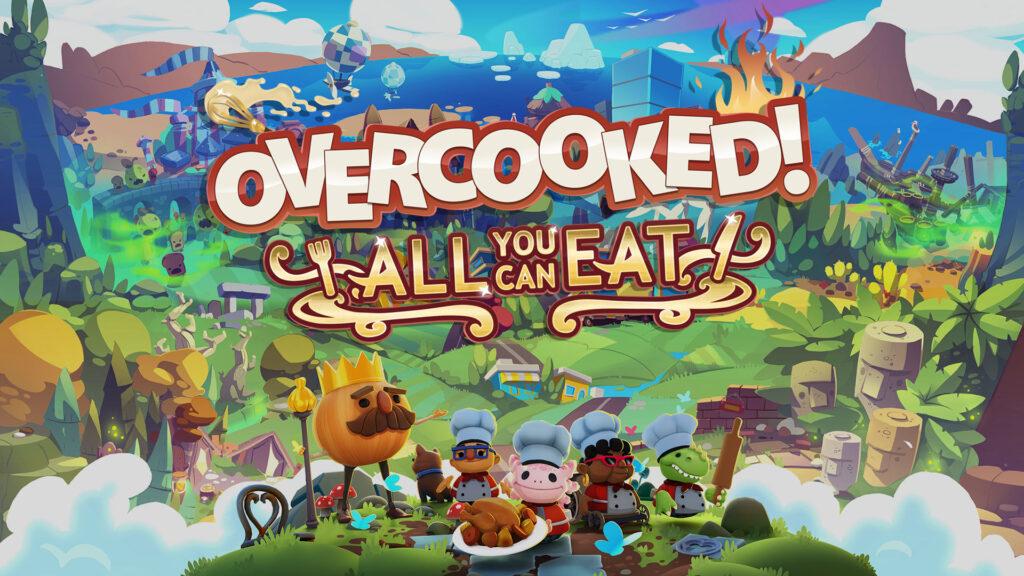 Overcooked: All You Can Eat больше не эксклюзив нового поколения – игра выйдет на Xbox One