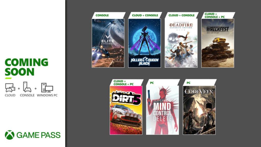 Эти 7 игр пополнят подписку Game Pass во второй половине февраля
