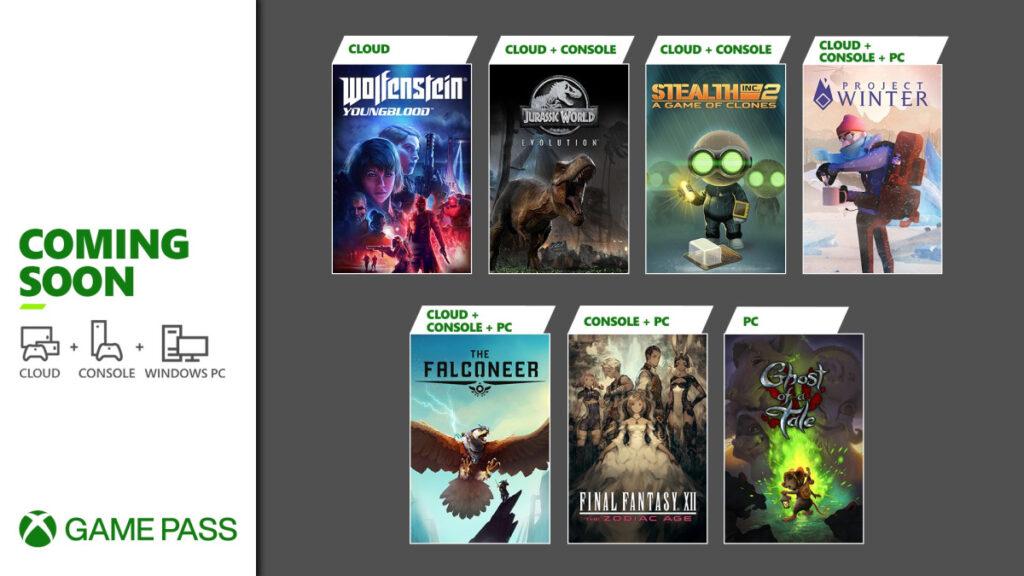 Эти 7 игр появятся в подписке Xbox Game Pass в начале февраля