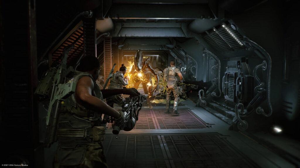 Как выглядит новая игра про «Чужого» - 25 минут геймплея Aliens: Fireteam