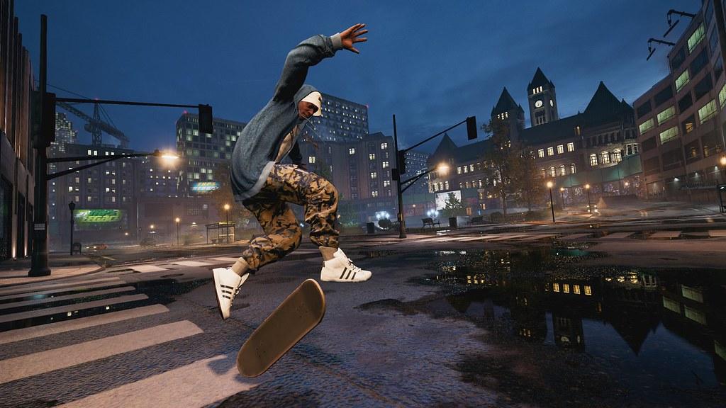 Microsoft возлагает ответственность за обновление Tony Hawk's Pro Skater 1+2 до Xbox Series X | S на Activision