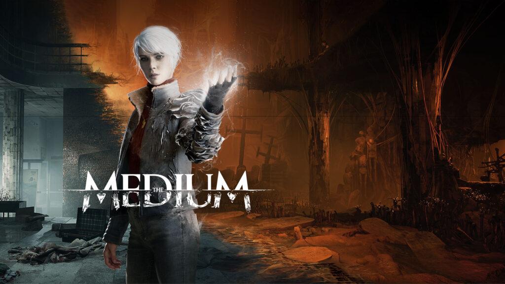 The Medium для Xbox Series X | S выпустят на дисках