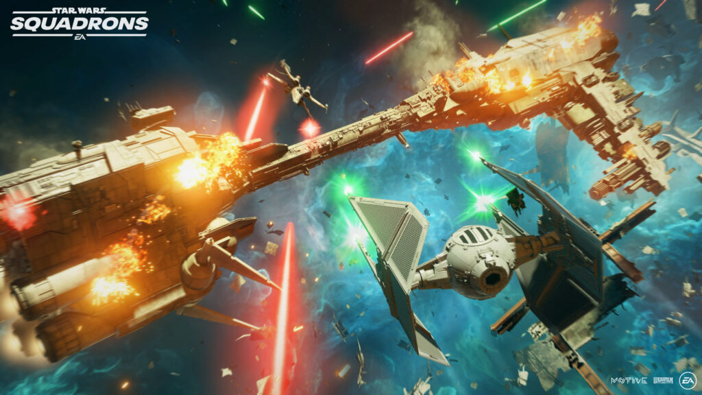 Star Wars: Squadrons добавят в EA Play и Game Pass Ultimate уже 18 марта