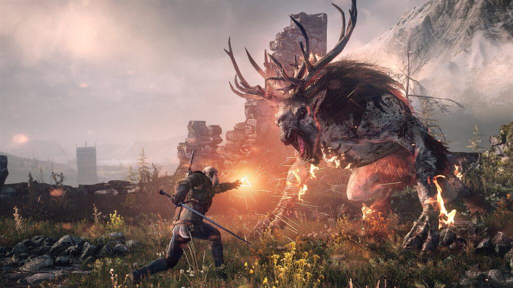 Обновление Witcher 3 под консоли Xbox Series X | S выйдет во второй половине 2021 года