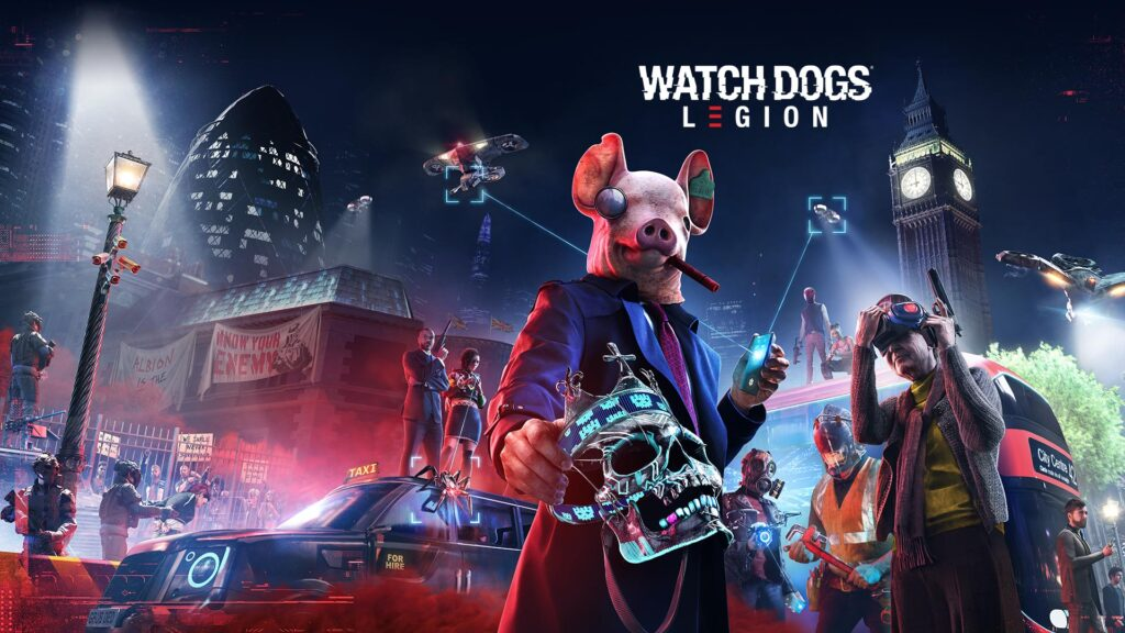 Watch Dogs: Legion будет доступен бесплатно на Xbox на этих выходных