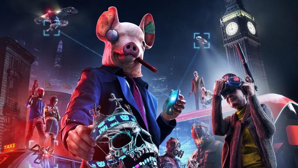 Слух: Watch Dogs Legion добавят в Game Pass