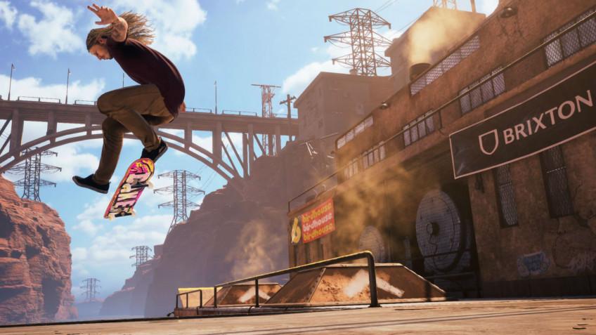 Обновить Tony Hawk's Pro Skater 1+2 до Xbox Series X | S  нельзя будет даже за доплату, если игра на диске