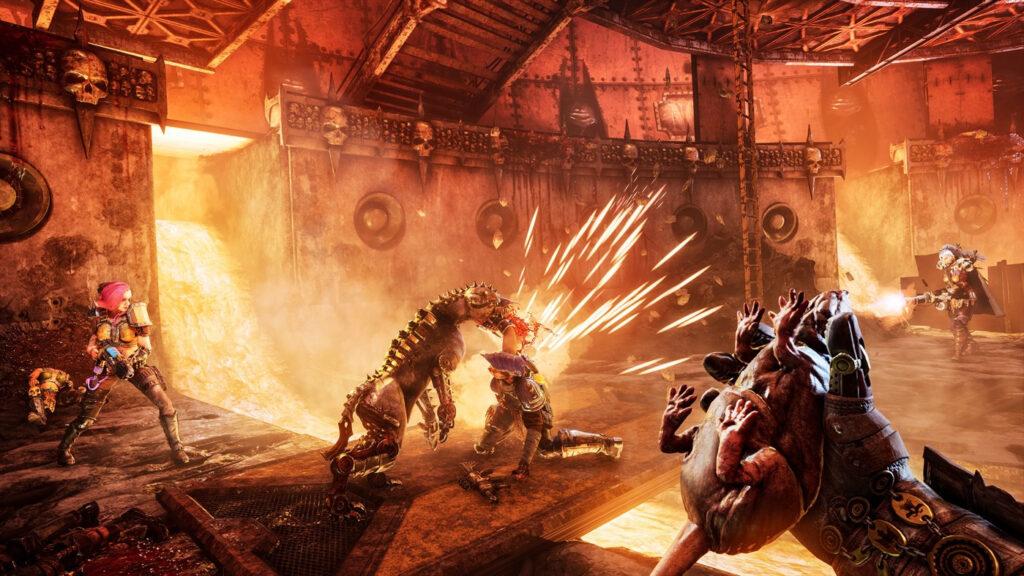 Игру Necromunda: Hired Gun обнаружили в Microsoft Store до анонса