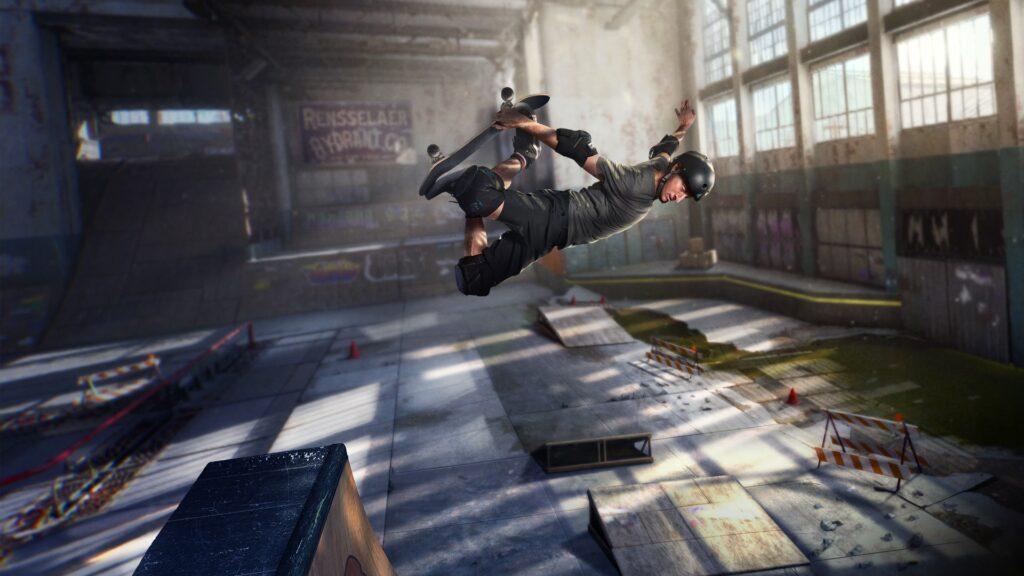 Бесплатно пробная версия Tony Hawk's Pro Skater 1 + 2 стала временно доступна на Xbox