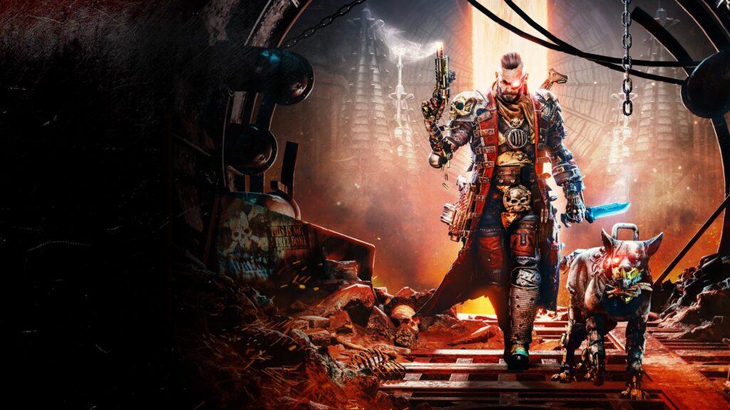 Игру Necromunda: Hired Gun официально анонсировали - первый трейлер