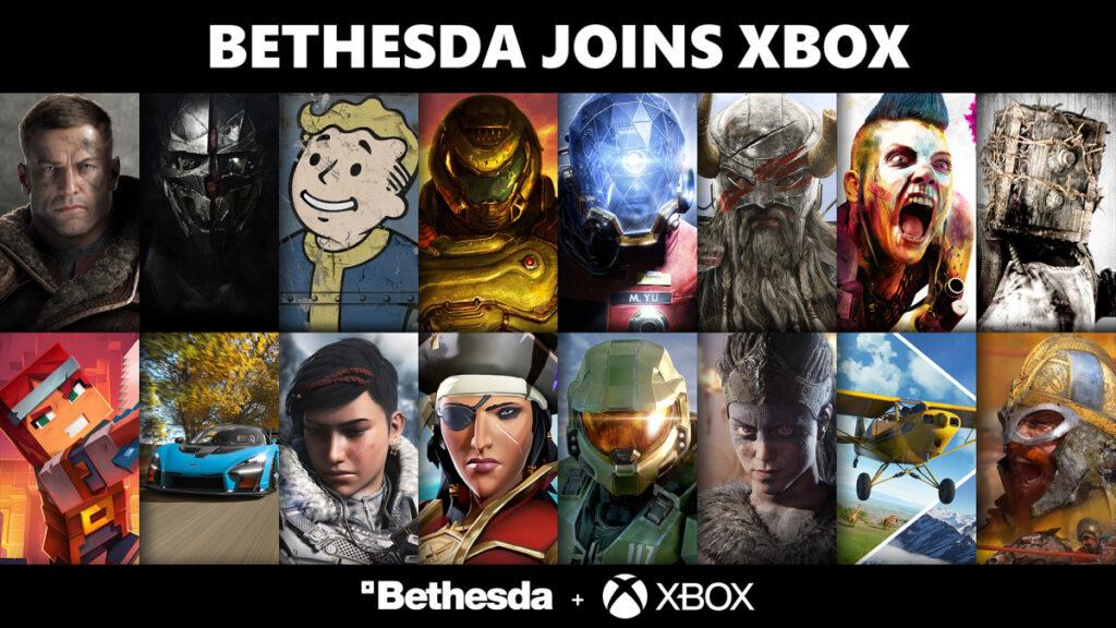 Официально: Bethesda теперь часть Xbox