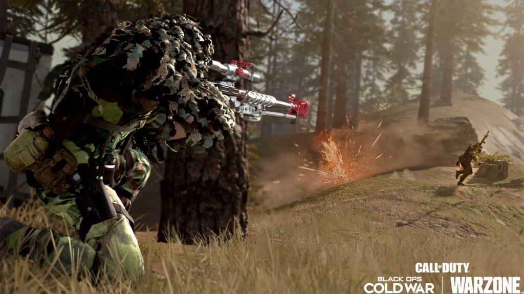 Ближайшее обновление Call of Duty: Warzone и Modern Warfare заметно уменьшит размер игр на Xbox