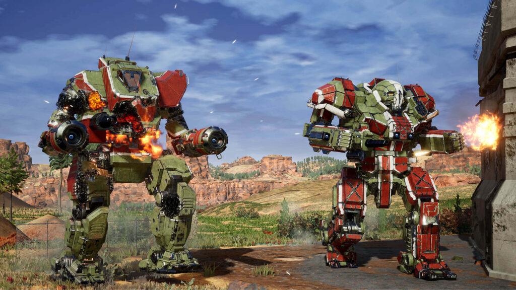 Объявлена дата выхода MechWarrior 5: Mercenaries на Xbox One и Xbox Series X | S