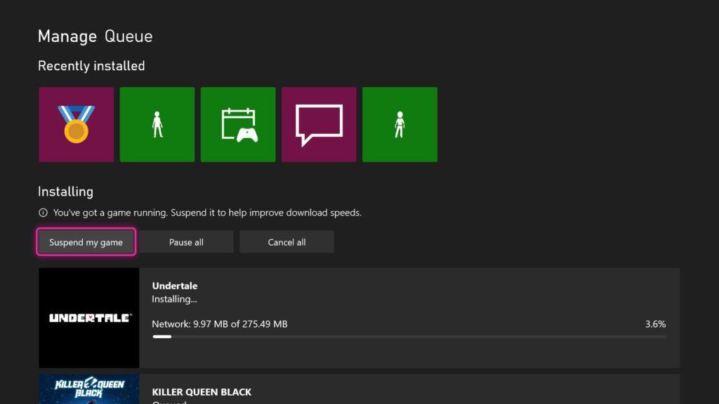 Устанавливать игры на Xbox One и Xbox Series X | S можно будет быстрее