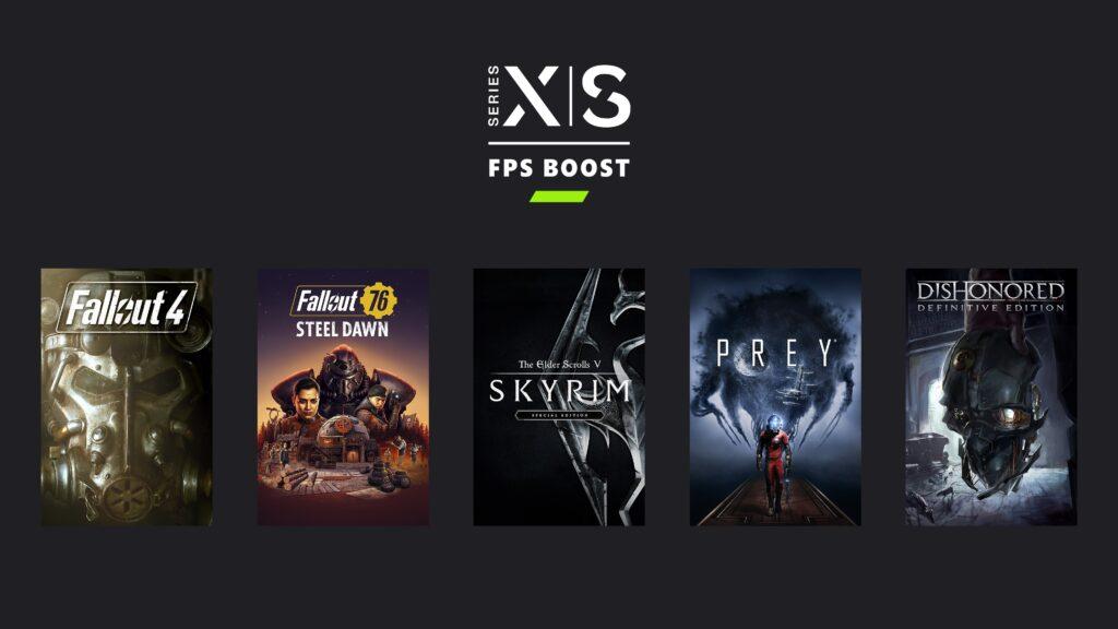 5 игр Bethesda получат FPS Boost в ближайшее время