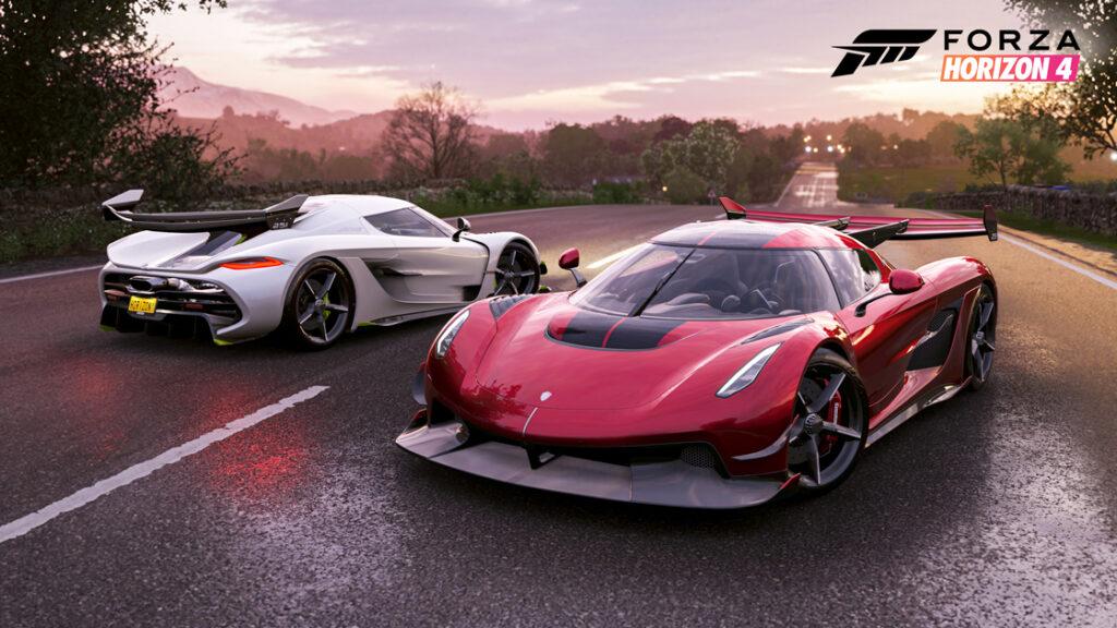 Forza Horizon 4 теперь доступна в Steam с кроссплатформенным мультиплеером
