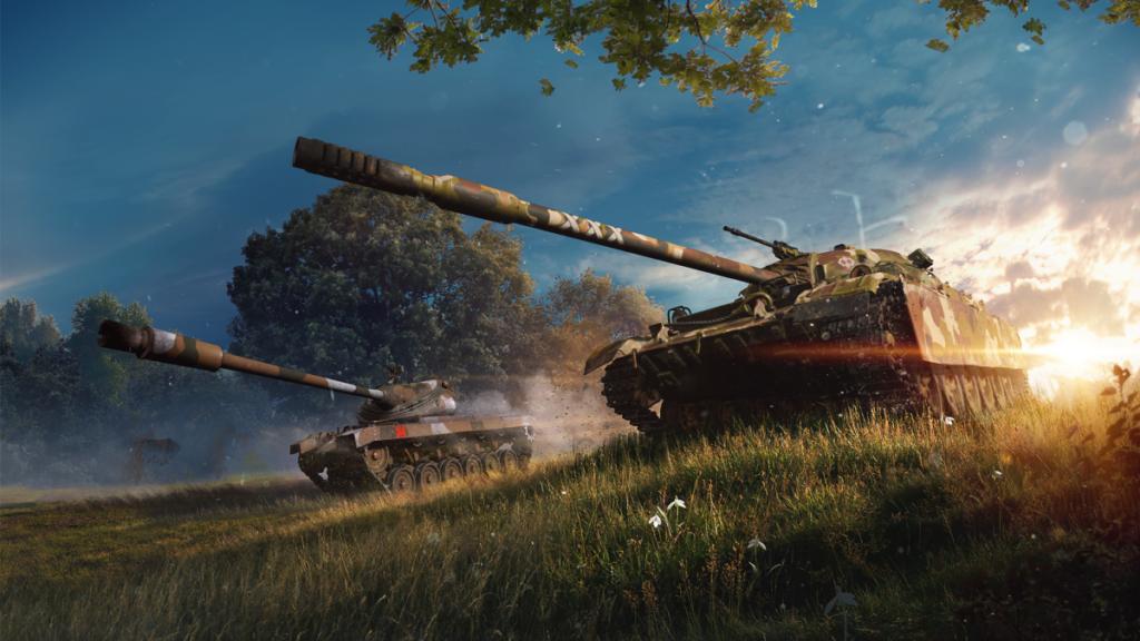 Сезон Flashpoint начался в World of Tanks на Xbox и Playstation