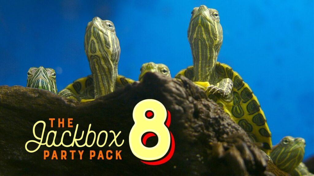 Официально анонсирован Jackbox Party Pack 8 – сборник выйдет в конце года