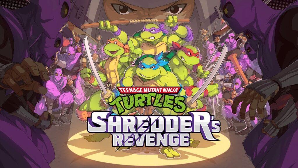 Анонсирована игра Teenage Mutant Ninja Turtles: Shredder's Revenge