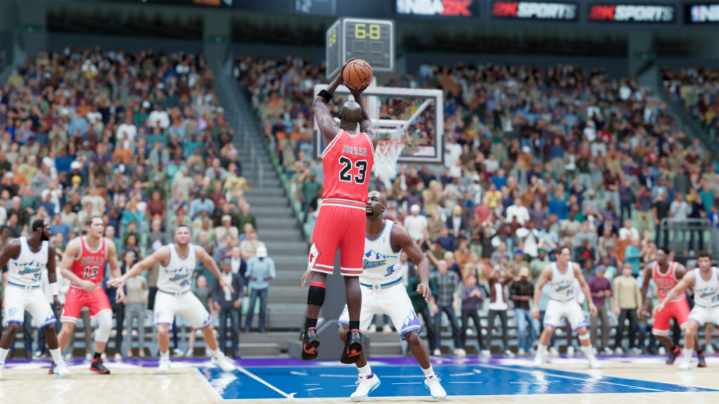 NBA 2K21 вскоре добавят в Game Pass