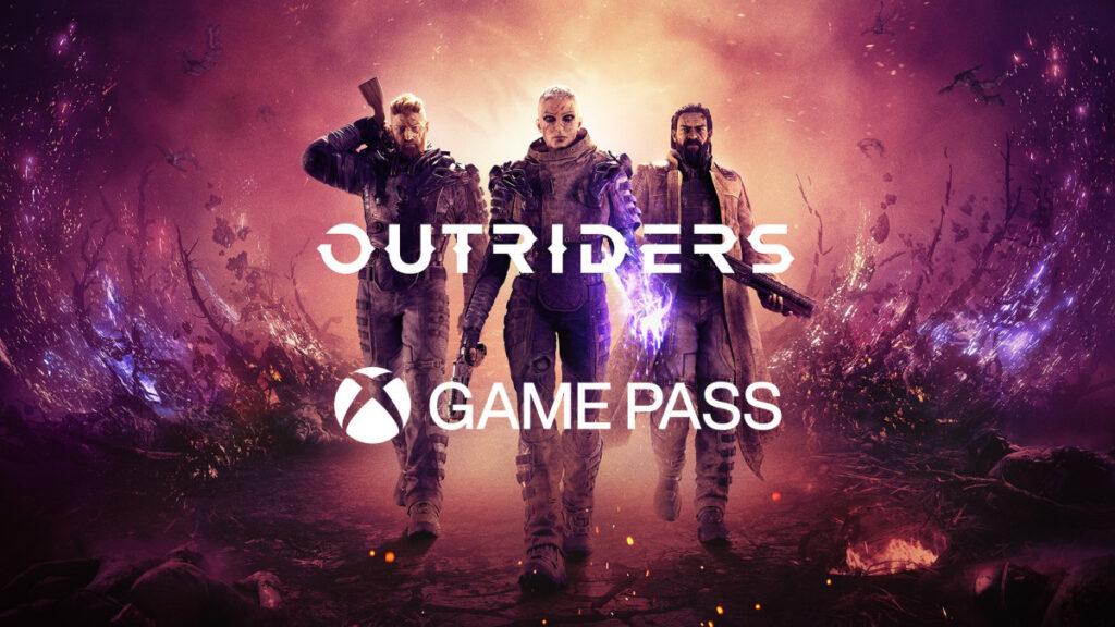 Официально: Outriders выйдет в Game Pass в день релиза