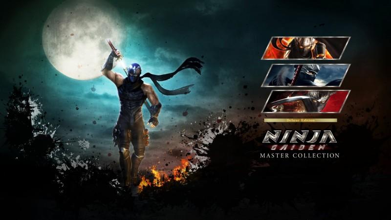 Игры из Ninja Gaiden: Master Collection будут работать в 4K/60+ FPS на Xbox