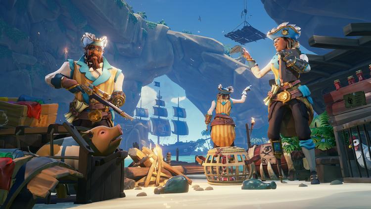 Sea of Thieves в числе победителей BAFTA Games Awards 2021