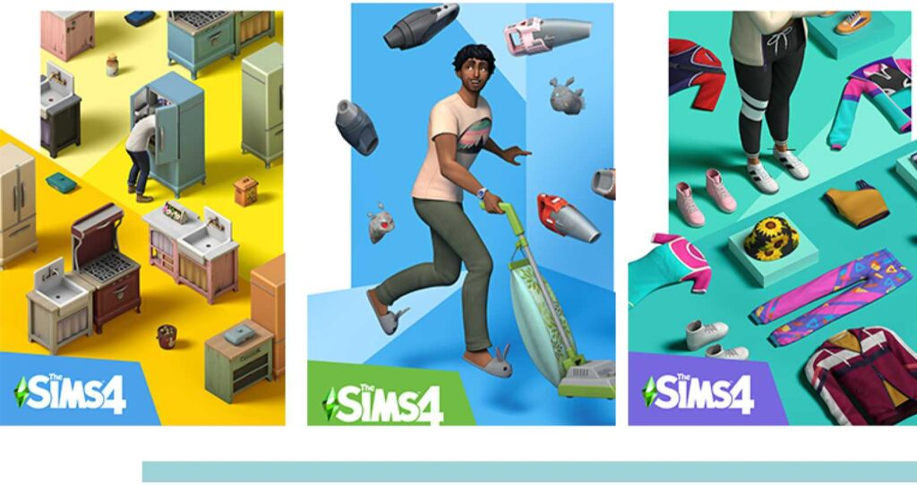 Для The Sims 4 на Xbox стали продавать новые типы DLC – «Комплекты»