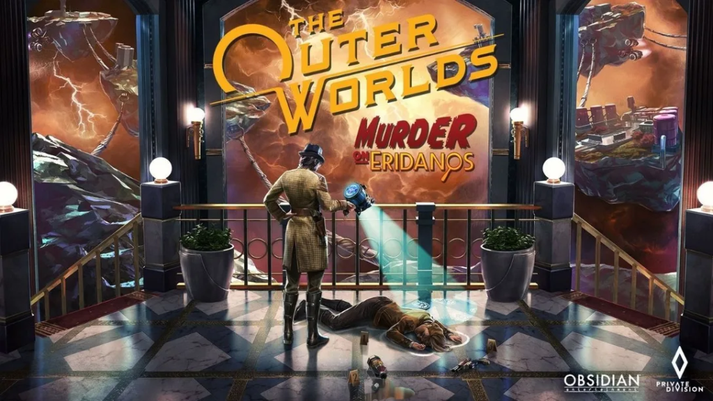 Второе DLC для The Outer Worlds под названием Murder on Eridanos выйдет 17 марта