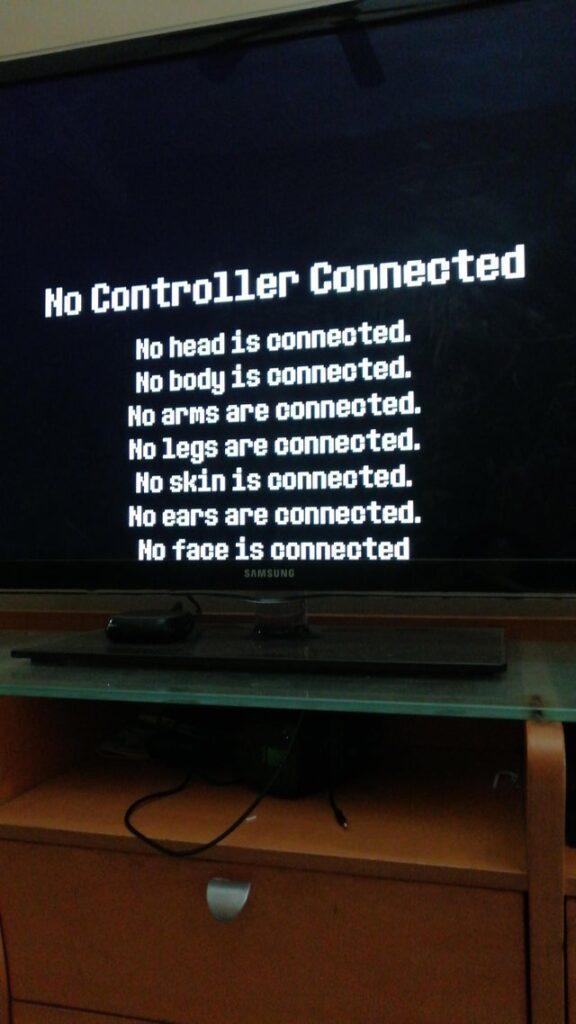 При отключении геймпада в Undertale на Xbox игрокам показывают особое сообщение