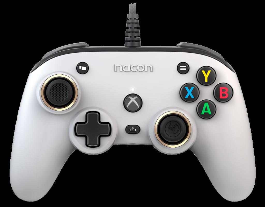 Компания Nacon представила контроллер Pro Compact для Xbox