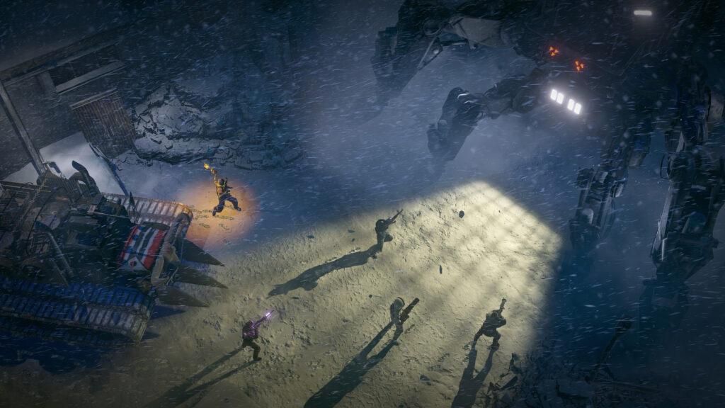 Wasteland 3 получит второе сюжетное дополнение