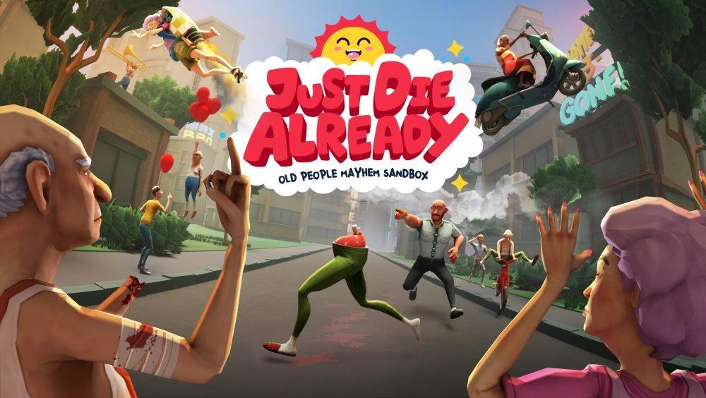 Just Die Already от создателей Goat Simulator выйдет на Xbox в мае