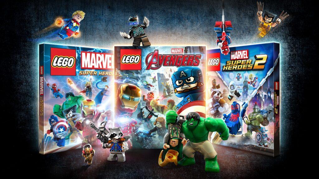 Крупная распродажа игр серии LEGO для приставок Xbox