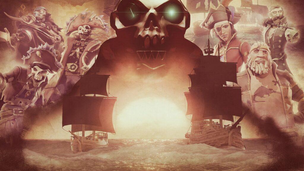 Объявлена дата начала второго сезона в Sea of Thieves