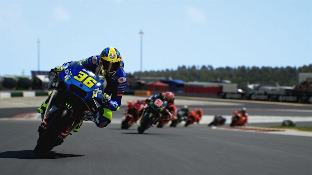 Разработчики MotoGP 21 не заметили проблем при разработке под Xbox Series S