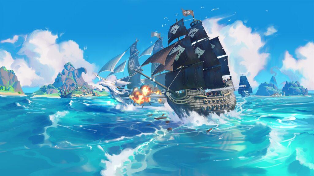 King of Seas на Xbox можно опробовать бесплатно в рамках пробной версии