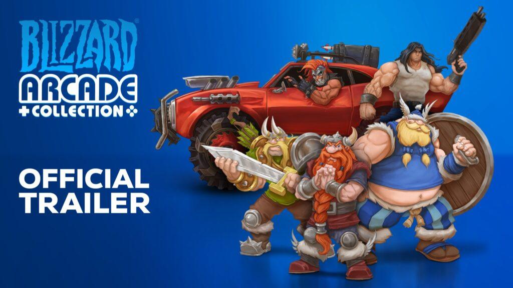 В сборник Blizzard Arcade Collection  добавили две новые игры