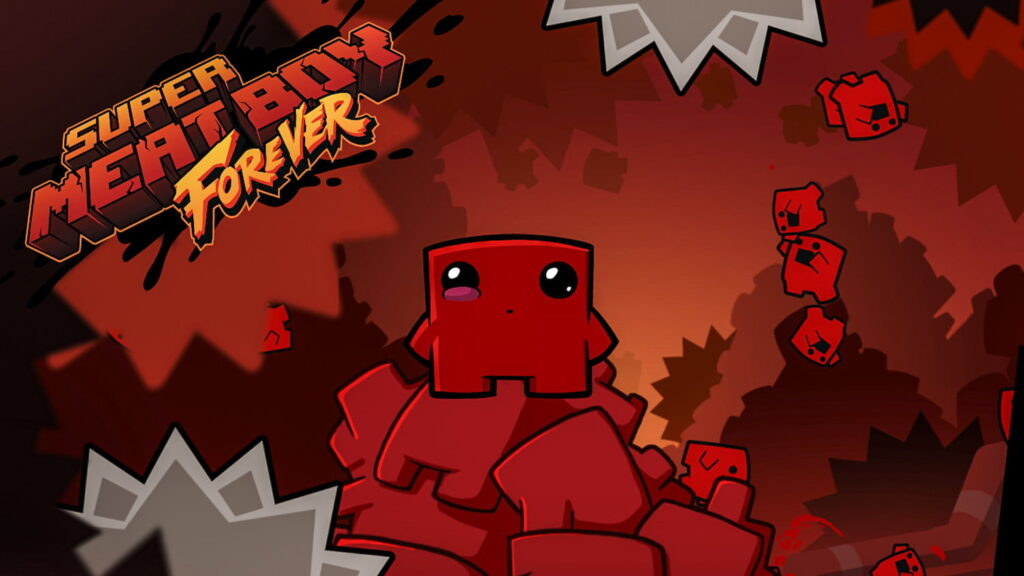 Super Meat Boy Forever выйдет на Xbox One уже на следующей неделе