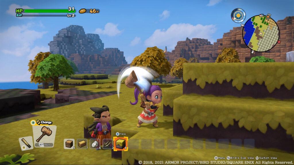 Официально: Dragon Quest Builders 2 выходит на Xbox уже 4 мая, игра сразу попадет в Game Pass