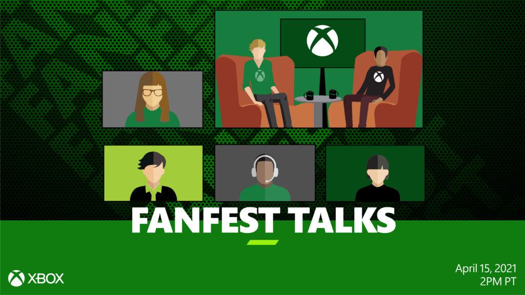 Xbox FanFest Talks состоится на следующей неделе