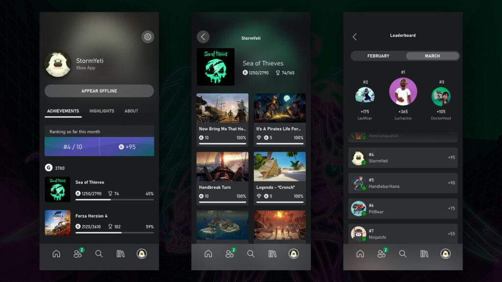 Обновление Xbox: новые функции в прошивке и приложениях