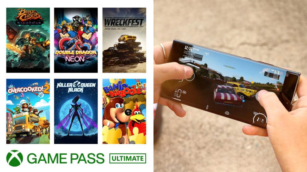 Еще 6 игр из Game Pass получили поддержку сенсорного управления