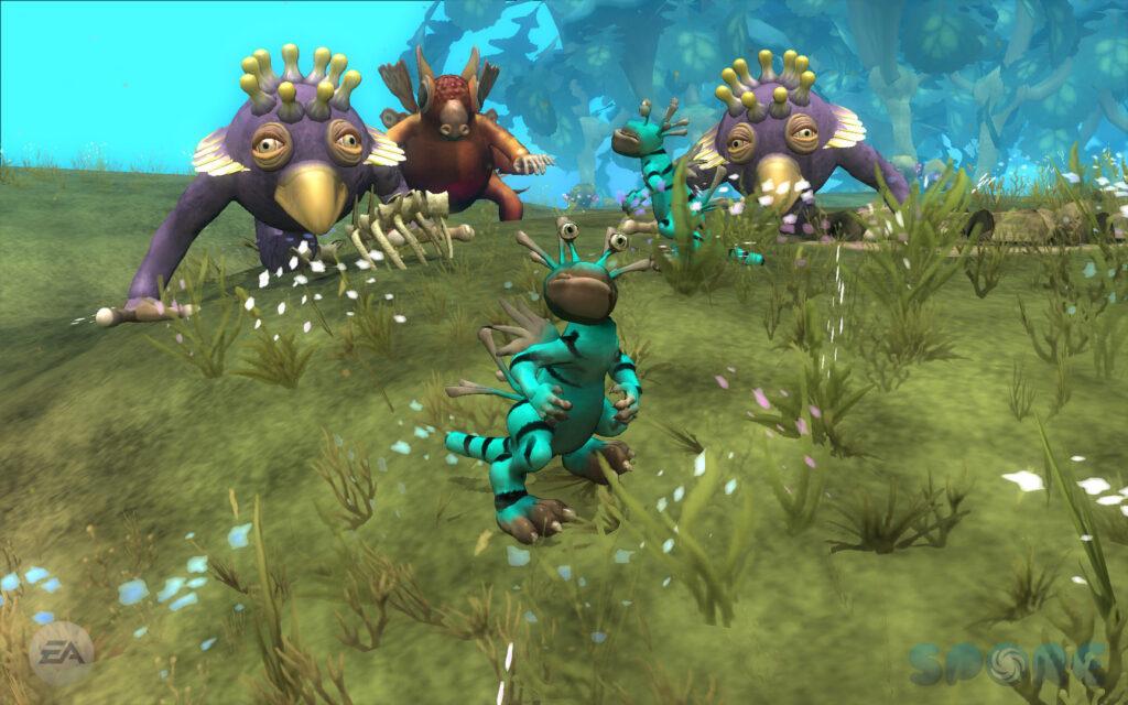 Слух: Переиздание Spore может выйти на консолях Xbox
